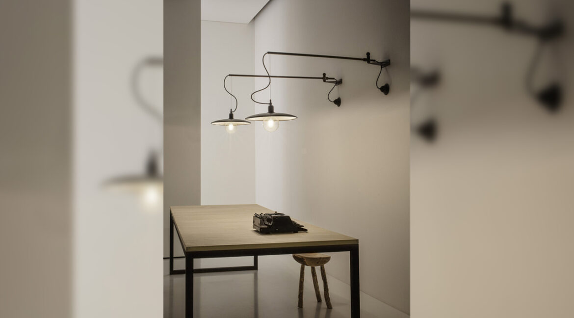 MERIDIANA - Wall lamp